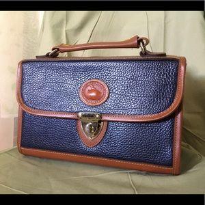 Dooney & Burke small satchel